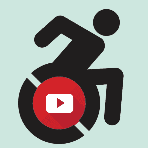 Videos of people with disabilities using...